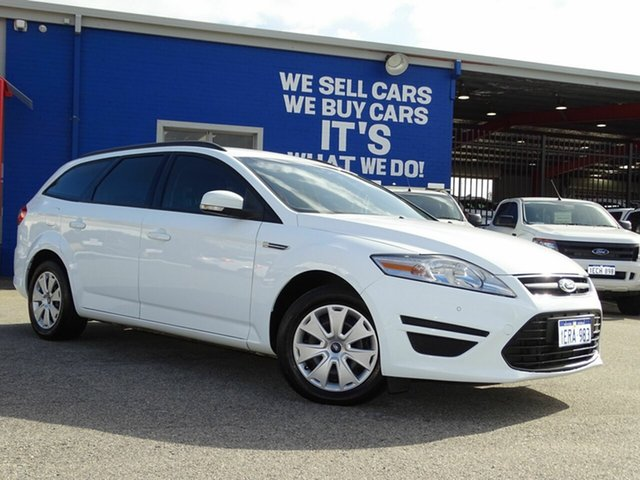 Used Ford Mondeo LX PwrShift TDCi, Welshpool, 2014 Ford Mondeo LX PwrShift TDCi Wagon