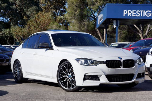 Used BMW 328i M Sport, Balwyn, 2013 BMW 328i M Sport Sedan