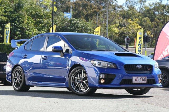 Used Subaru WRX STI AWD Premium, Moorooka, Brisbane, 2014 Subaru WRX STI AWD Premium Sedan