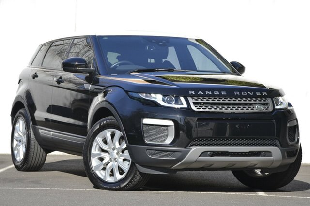 Used Land Rover Range Rover Evoque TD4 150 Pure, Malvern, 2016 Land Rover Range Rover Evoque TD4 150 Pure Wagon