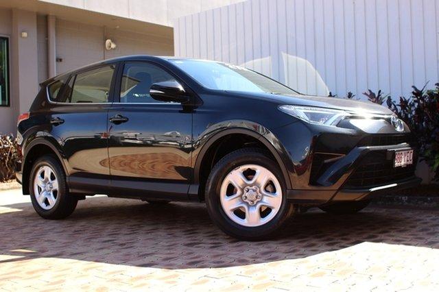 Used Toyota RAV4 GX AWD, Cairns, 2016 Toyota RAV4 GX AWD Wagon