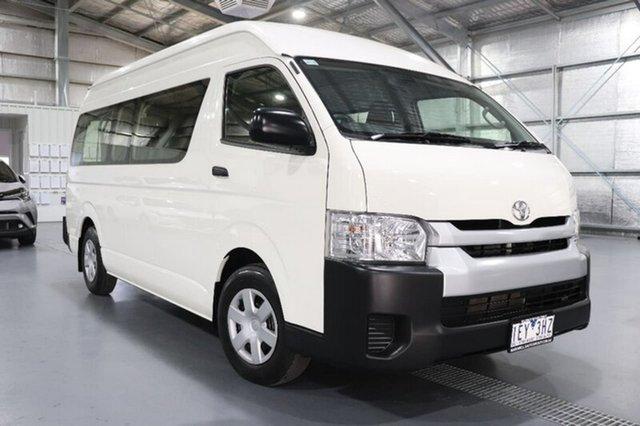 Used Toyota Hiace Commuter, 2015 Toyota Hiace Commuter TRH223R Bus
