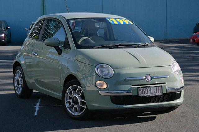 Used Fiat 500 Pop Dualogic, Southport, 2008 Fiat 500 Pop Dualogic Hatchback