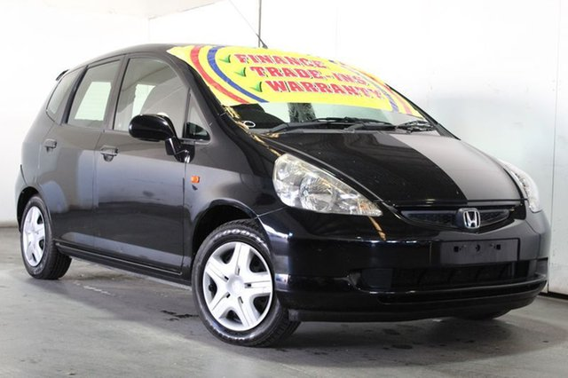 Used Honda Jazz GLi, Underwood, 2004 Honda Jazz GLi Hatchback