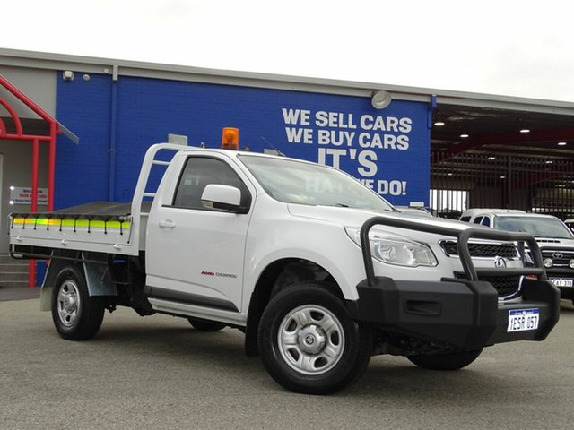 Used Holden Colorado LS, Welshpool, 2015 Holden Colorado LS Cab Chassis