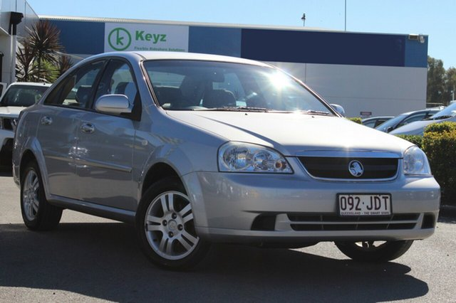Used Holden Viva, Bowen Hills, 2006 Holden Viva Sedan