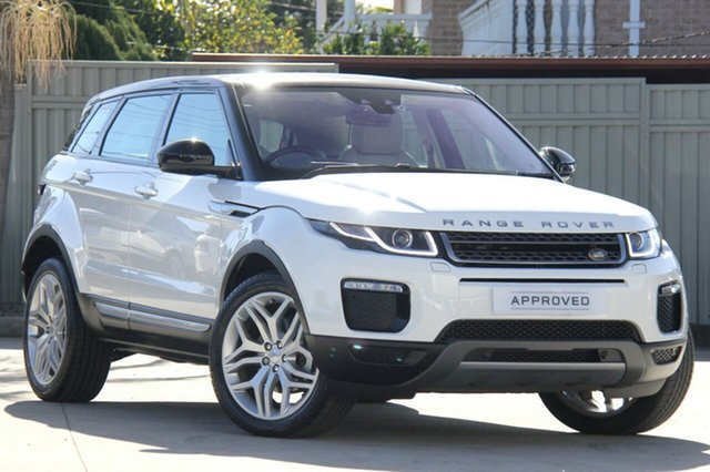 Used Land Rover Range Rover Evoque TD4 180 HSE, Blakehurst, 2017 Land Rover Range Rover Evoque TD4 180 HSE Wagon
