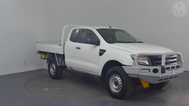 Used Ford Ranger XL 3.2 (4x4), Altona North, 2014 Ford Ranger XL 3.2 (4x4) Super Cab Chassis