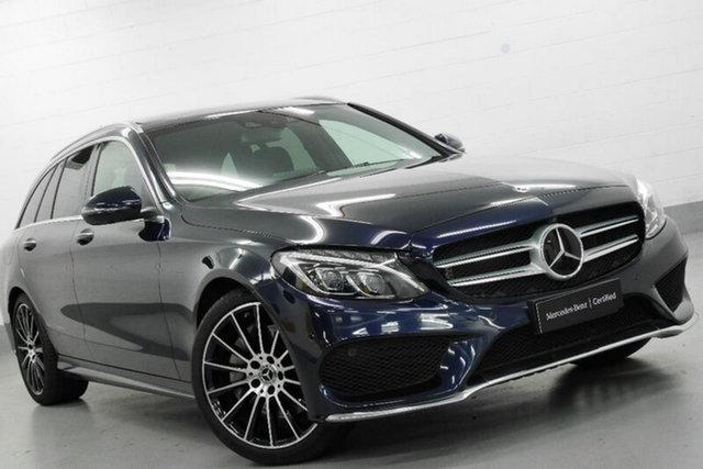 Used Mercedes-Benz C250 Estate 9G-TRONIC, Chatswood, 2017 Mercedes-Benz C250 Estate 9G-TRONIC Wagon