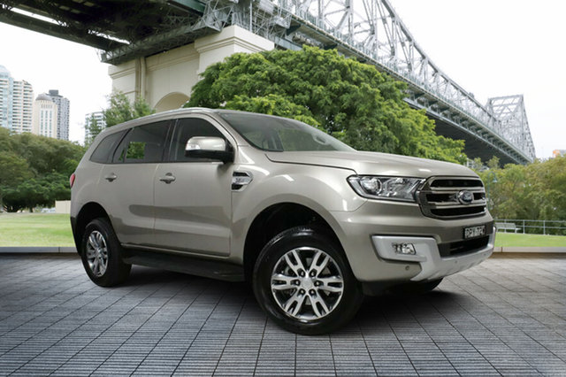 Used Ford Everest Trend 4WD, Hamilton, 2017 Ford Everest Trend 4WD Wagon