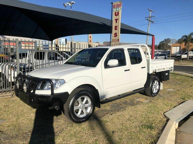 Used Nissan Navara ST (4x4), Toowoomba, 2013 Nissan Navara ST (4x4) Dual Cab Pick-up