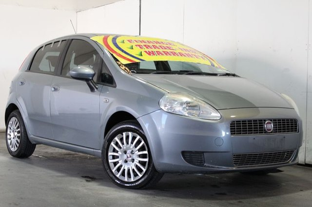 Used Fiat Punto Dynamic, Underwood, 2008 Fiat Punto Dynamic Hatchback