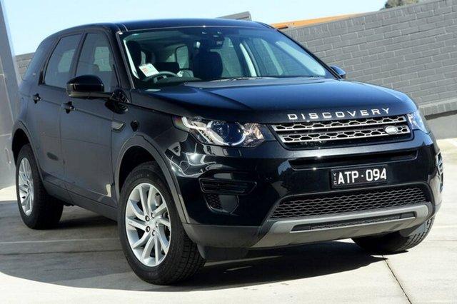 Demonstrator, Demo, Near New Land Rover Discovery Sport SD4 SE, Doncaster, 2018 Land Rover Discovery Sport SD4 SE Wagon