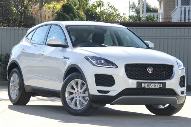 Demonstrator, Demo, Near New Jaguar E-PACE D150 AWD S, Blakehurst, 2018 Jaguar E-PACE D150 AWD S Wagon