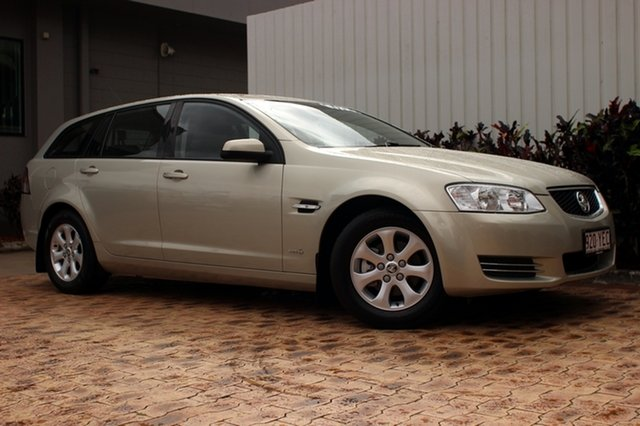 Used Holden Commodore Omega Sportwagon, Cairns, 2012 Holden Commodore Omega Sportwagon Wagon