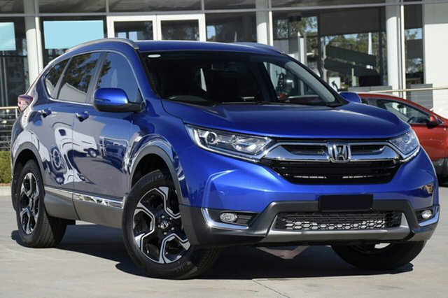 New Honda CR-V VTi-S 4WD, Indooroopilly, 2019 Honda CR-V VTi-S 4WD Wagon