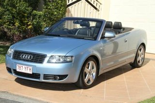 Used Audi A4 Multitronic, Bundall, 2005 Audi A4 Multitronic B6 MY05 Cabriolet
