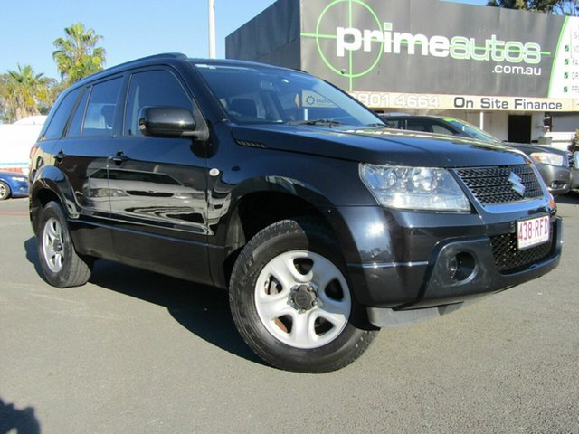 Used Suzuki Grand Vitara Adventure, Loganholme, 2010 Suzuki Grand Vitara Adventure Wagon