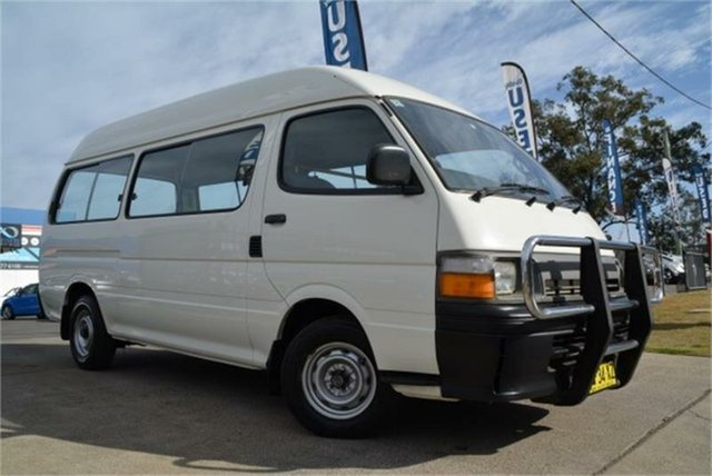 Used Toyota Hiace Commuter, Mulgrave, 1993 Toyota Hiace Commuter Bus