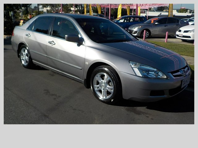 Used Honda Accord VTi-L, Margate, 2007 Honda Accord VTi-L Sedan