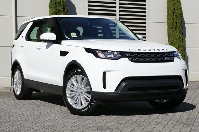 New Land Rover Discovery SD4 S, Cannington, 2017 Land Rover Discovery SD4 S Wagon