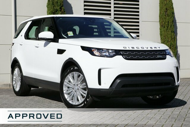 Demonstrator, Demo, Near New Land Rover Discovery SD4 S, Cannington, 2017 Land Rover Discovery SD4 S Wagon