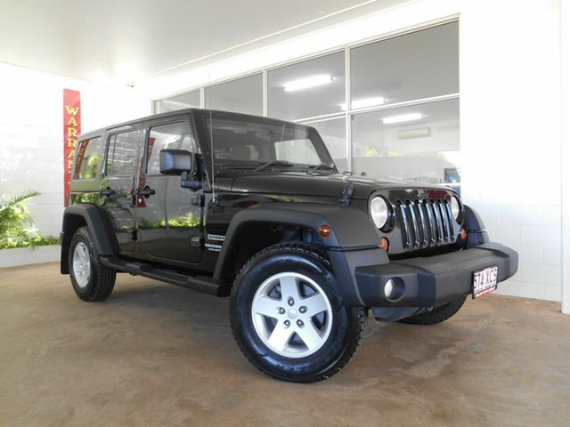 Used Jeep Wrangler Sport Unlimited , Mount Isa, 2011 Jeep Wrangler Sport Unlimited JK Wagon