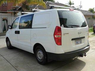 2010 Hyundai iLOAD Crew Cab Van.