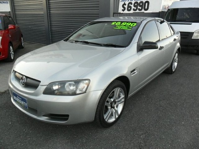 Used Holden Commodore Omega, Redcliffe, 2007 Holden Commodore Omega Sedan