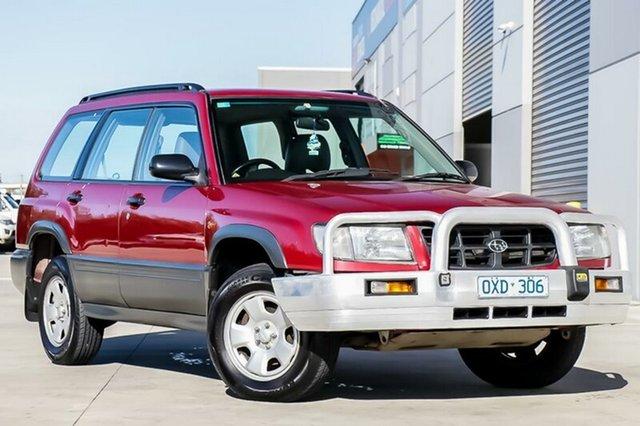 Used Subaru Forester GX AWD, Pakenham, 1998 Subaru Forester GX AWD Wagon