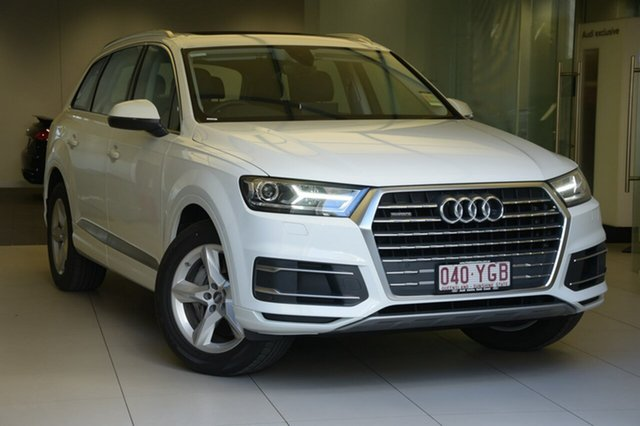Demonstrator, Demo, Near New Audi Q7 TDI Tiptronic Quattro, Southport, 2017 Audi Q7 TDI Tiptronic Quattro Wagon
