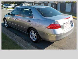 2007 Honda Accord VTi-L Sedan.