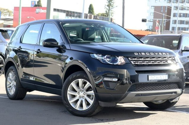 Used Land Rover Discovery Sport Td4 SE, Artarmon, 2015 Land Rover Discovery Sport Td4 SE Wagon