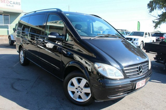 Used Mercedes-Benz Viano Ambiente, Tingalpa, 2009 Mercedes-Benz Viano Ambiente Wagon