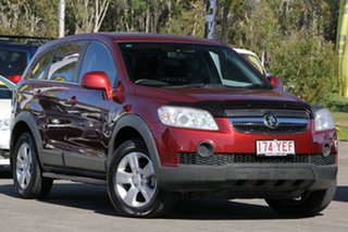 2010 Holden Captiva SX AWD Wagon.