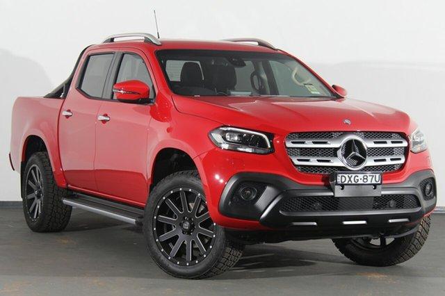 Discounted Demonstrator, Demo, Near New Mercedes-Benz X-Class X250d 4MATIC Progressive, Southport, 2018 Mercedes-Benz X-Class X250d 4MATIC Progressive Utility