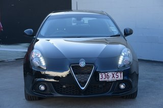 2016 Alfa Romeo Giulietta Hatchback.