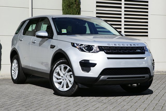 Demonstrator, Demo, Near New Land Rover Discovery Sport SD4 SE, Cannington, 2018 Land Rover Discovery Sport SD4 SE Wagon