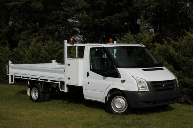 Used Ford Transit, Officer, 2010 Ford Transit Cab Chassis