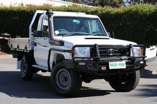 Used Toyota Landcruiser Workmate, Acacia Ridge, 2011 Toyota Landcruiser Workmate VDJ79R MY10 Cab Chassis
