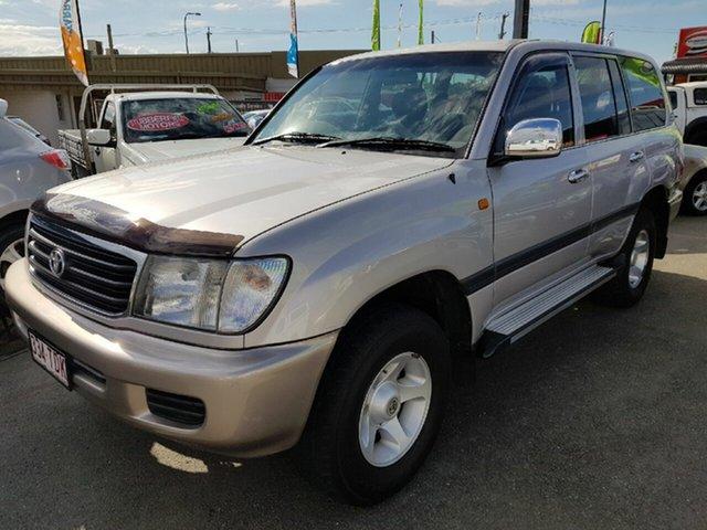 Used Toyota Landcruiser GXL, Capalaba, 2002 Toyota Landcruiser GXL Wagon
