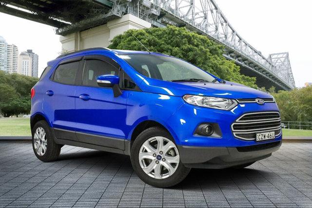 Used Ford Ecosport Trend PwrShift, Hamilton, 2015 Ford Ecosport Trend PwrShift Wagon