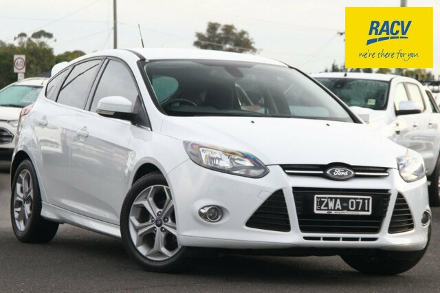 Used Ford Focus Sport PwrShift, Hoppers Crossing, 2013 Ford Focus Sport PwrShift Hatchback