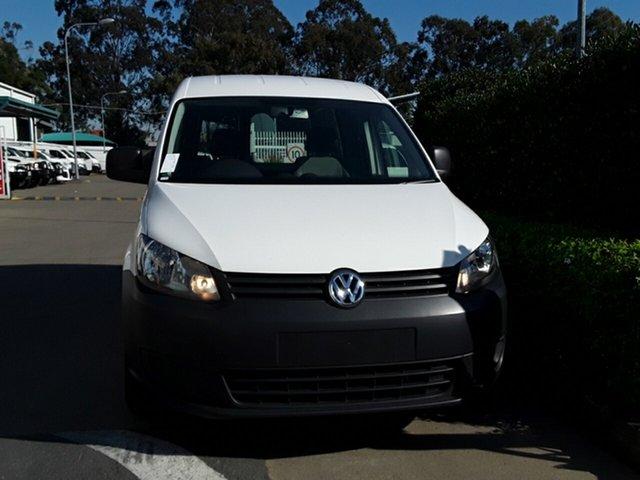 Used Volkswagen Caddy TSI160 SWB, Acacia Ridge, 2014 Volkswagen Caddy TSI160 SWB 2KN MY14 Van