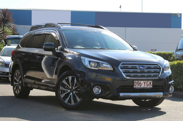 Used Subaru Outback 2.0D CVT AWD Premium, Bowen Hills, 2015 Subaru Outback 2.0D CVT AWD Premium Wagon