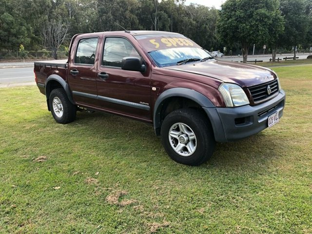 Used Holden Rodeo LX, Clontarf, 2004 Holden Rodeo LX Crew Cab Pickup