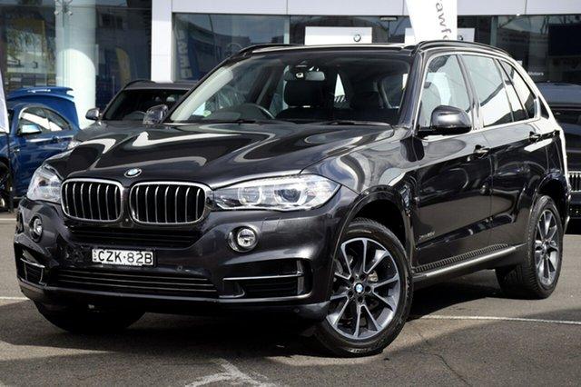 Used BMW X5 xDrive 30D, Brookvale, 2015 BMW X5 xDrive 30D Wagon