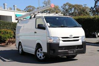 Used Toyota Hiace LWB, Acacia Ridge, 2015 Toyota Hiace LWB KDH201R Van