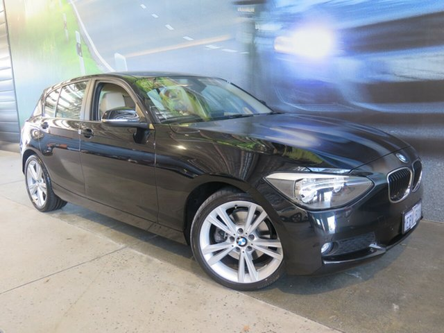 Used BMW 125i Steptronic, Osborne Park, 2012 BMW 125i Steptronic Hatchback