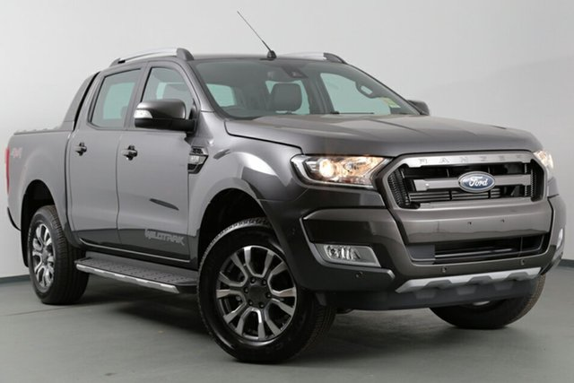 Discounted New Ford Ranger Wildtrak Double Cab, Southport, 2018 Ford Ranger Wildtrak Double Cab Utility